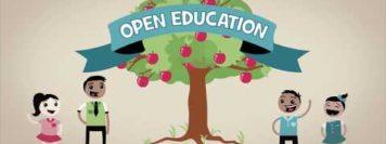 Les OERs : un axe majeur de l'Open Education (1/4)